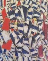 Fernand Lege - Contraste de formes - 1913