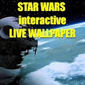 Pixel Star Wars Live Wallpaper