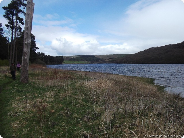tunstall reservoir is FULL