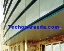 Techos aluminio Galapagar