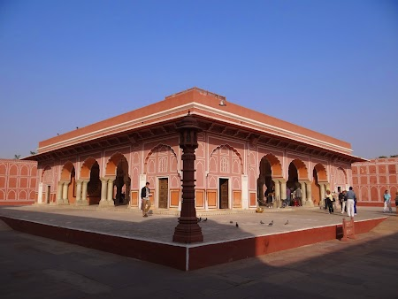 50. Divanul audientelor private din Jaipur.JPG