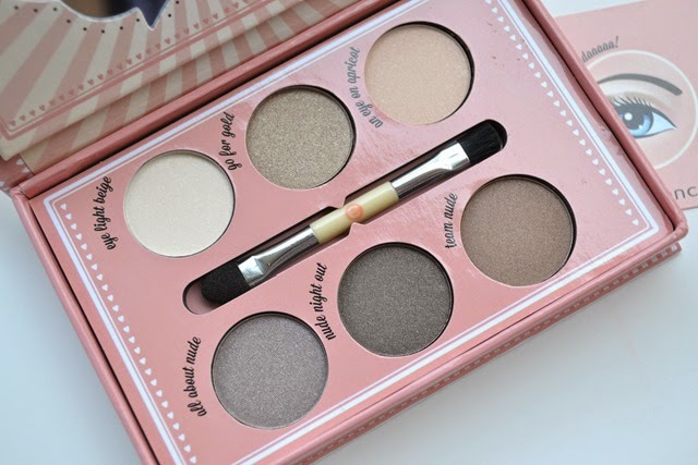 Essence How to Make Nude Eyes Palette (2)