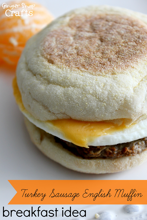 #cbias #shop turkey sausage english muffin