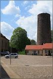 Burg Eisenhardt Hof und Turm