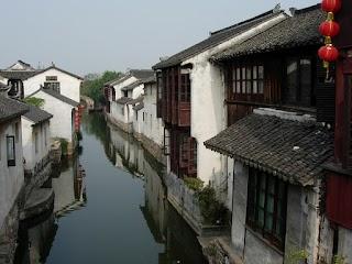 Vieille ville de Zhouzhuang