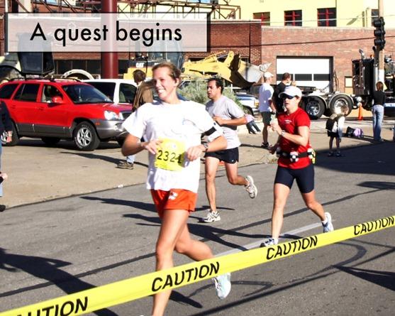 Nashville Marathon 2005