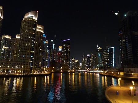 Obiective turistice Dubai: Dubai Marina