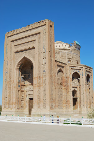 Mausoleu Turkmenistan