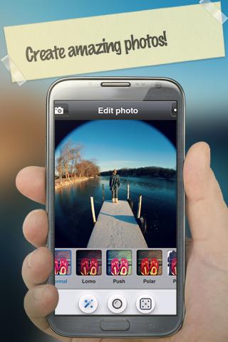Fisheye for instagram android apps on google play for Fish eye lense app