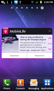 MobileLife with Bonus Apps - screenshot thumbnail