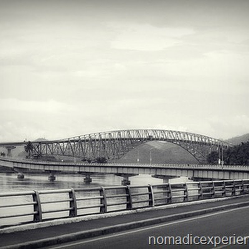 Dante Varona Unchained at San Juanico Bridge