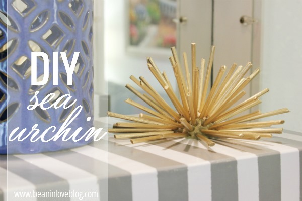 diy sea urchin