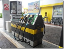 Distributore di carburanti