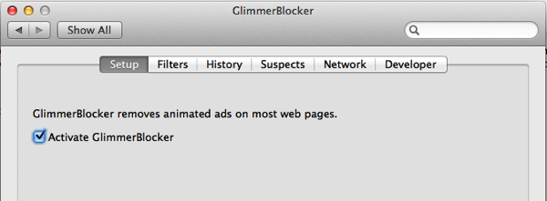 Ad-blocker for Mac OS X - GlimmerBlocker | My own learnings