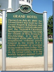 3477 Michigan Mackinac Island - Grand Hotel