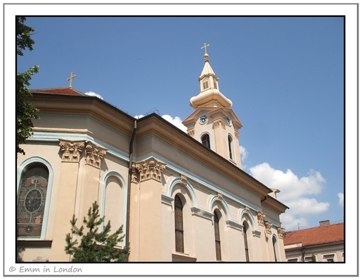 The Slovak Lutheran Church Novi Sad