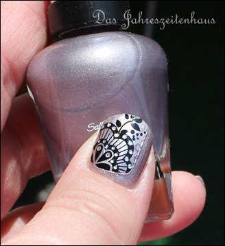 Misslyn Nail Art Sticker 33 Romeo&Juliet 2
