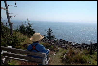 Liberty Point hike Campobello 123