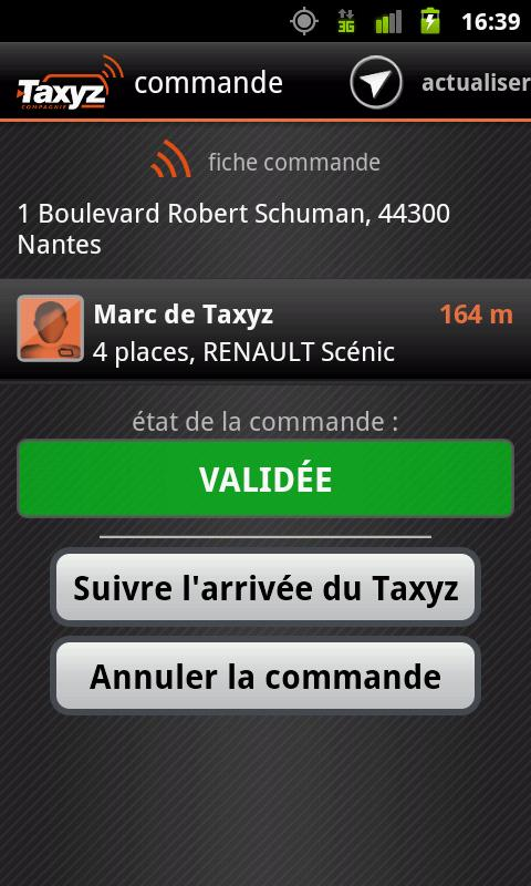 TAXYZ - screenshot