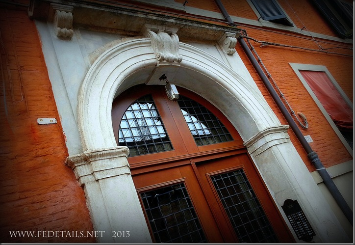 Palazzo Manfredini, photo 2,Ferrara,EmiliaRomagna,Italy - Property and Copyrights of FEdetails.it