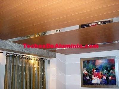 Techos aluminio Paracuellos de Jarama