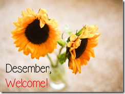 Welcome Desember