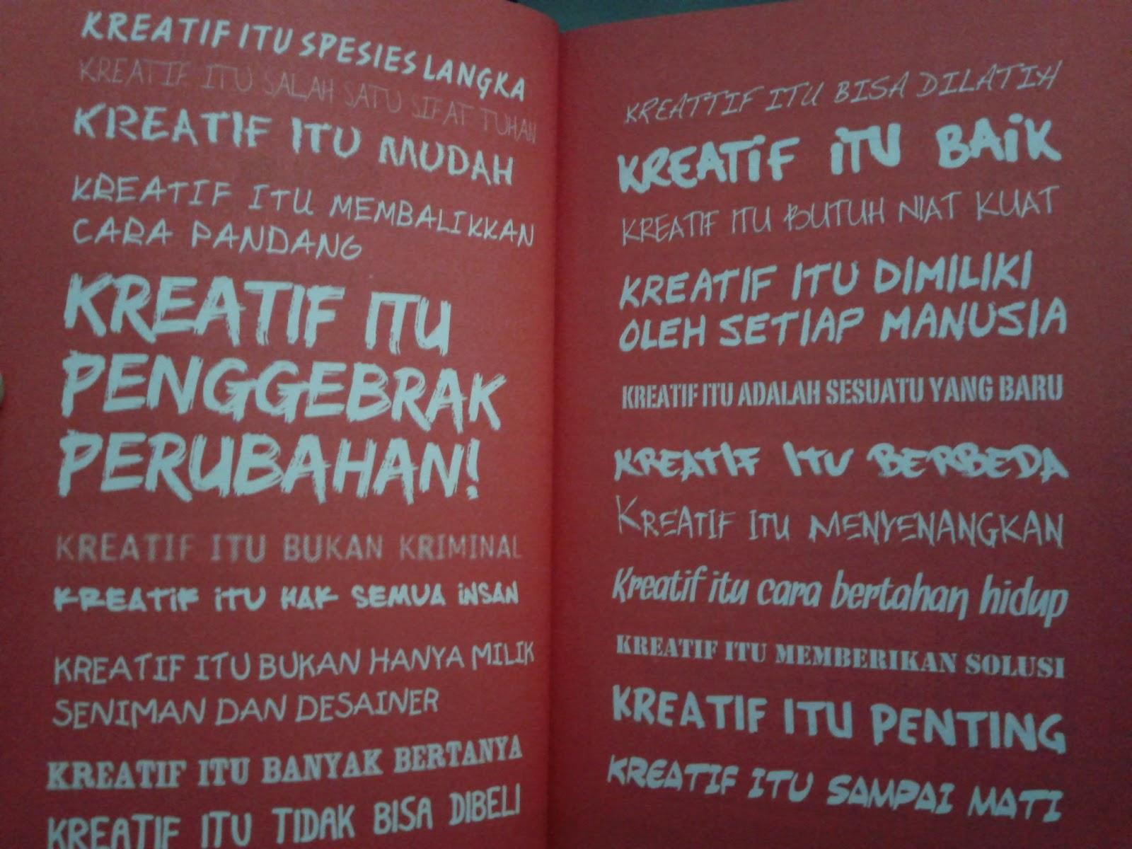 Ebook Kreatif Sampai Mati