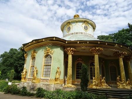 Obiective turistice Potsdam: Pavilion chinezesc