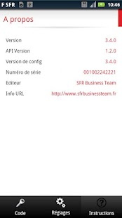 SFR Business OTP Cloud- screenshot thumbnail
