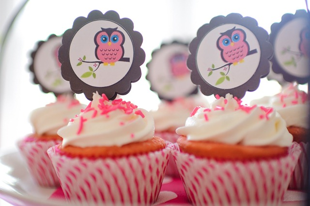 50 baby shower cupcakes