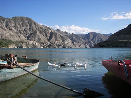 Obiective turistice Anatolia: lacul cel turcoaz