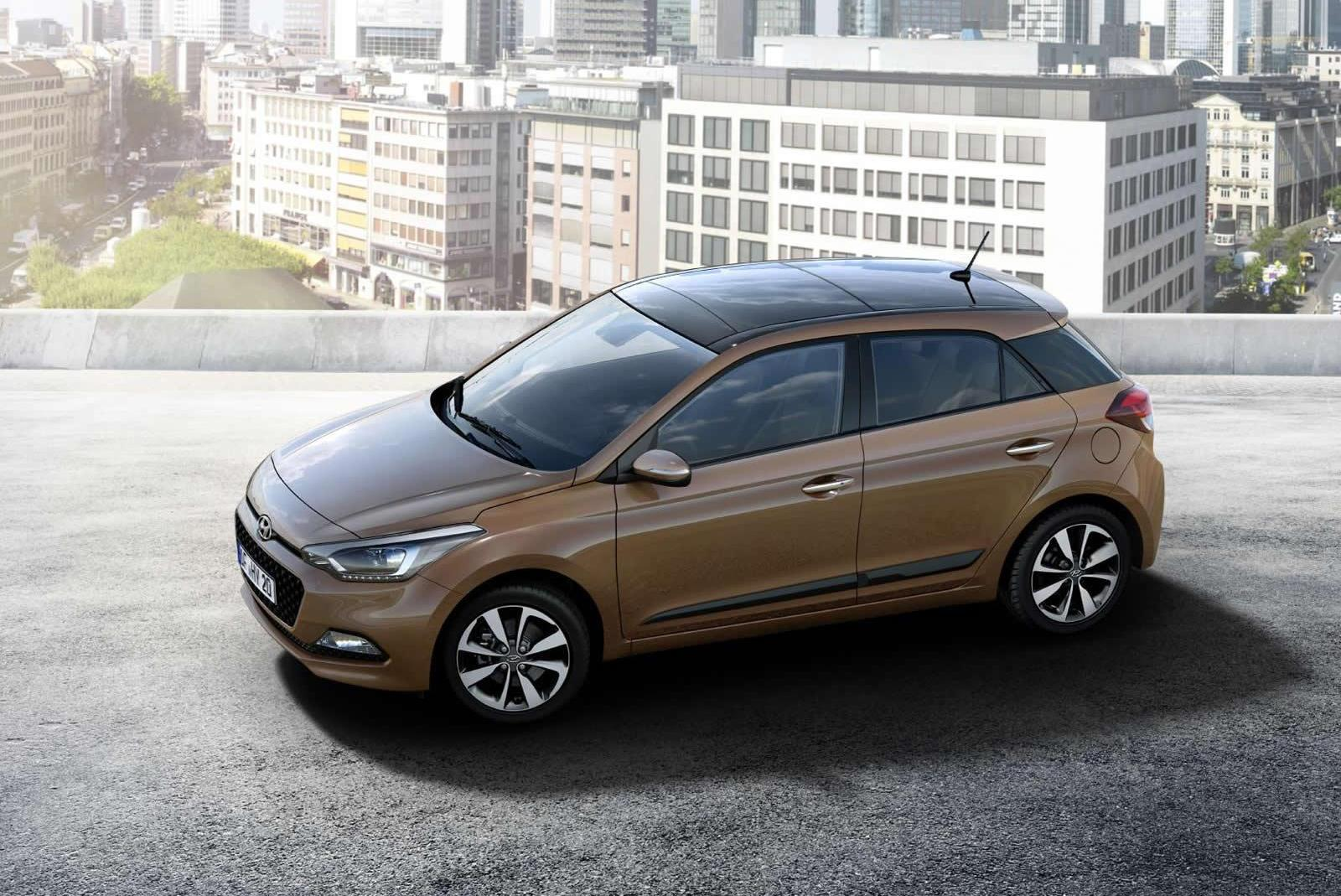 2015 hyundai i20 officially unveiled turkeycarblog. Black Bedroom Furniture Sets. Home Design Ideas