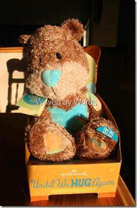 Hallmark Bear Package