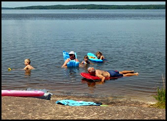 05b - Swimming - Off the Rock