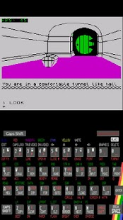 Xpectroid ZX Spectrum Emulator- screenshot thumbnail