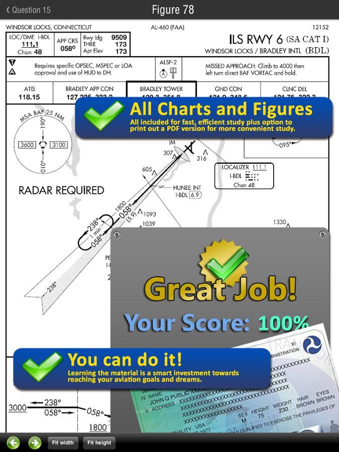 FAA IFR Instrument Rating Prep - screenshot