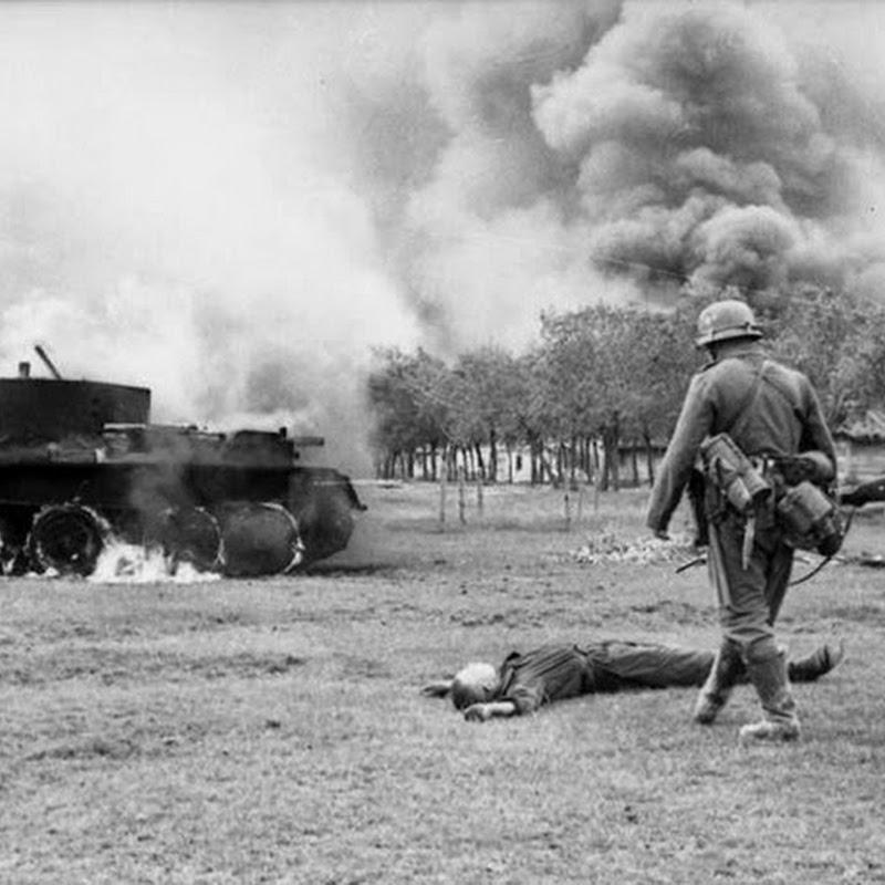 Operação Barbarossa: Os nazistas invadem a Rússia