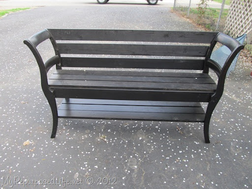 Attrayant Double Chair Bench (19)