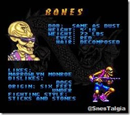 double-dragon-v-snes-bones