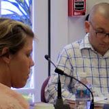 Fiona van Ammers and VC Morgan Gerdel