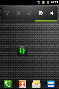 Data Switch Widget 3G ON-OFF