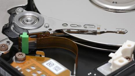 Ciri Hard Disk Rusak