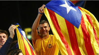 Phe dân tộc thắng cử ở Catalonia