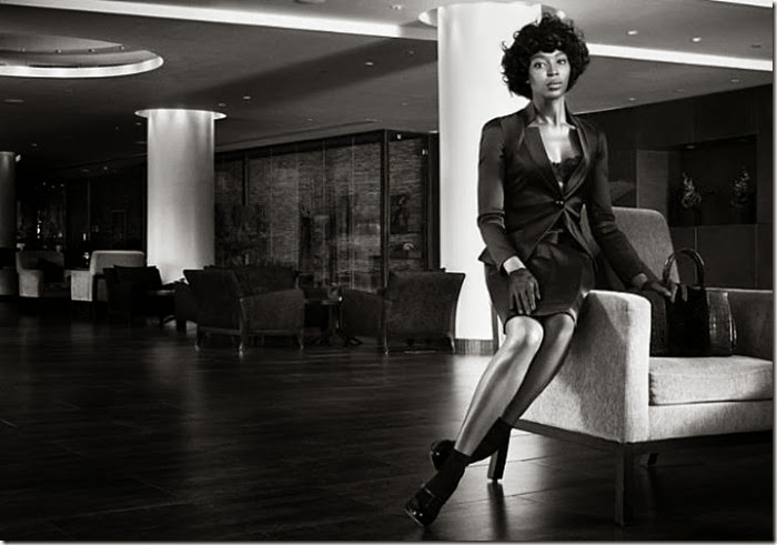 Naomi Campbell: First Lady of Fashion