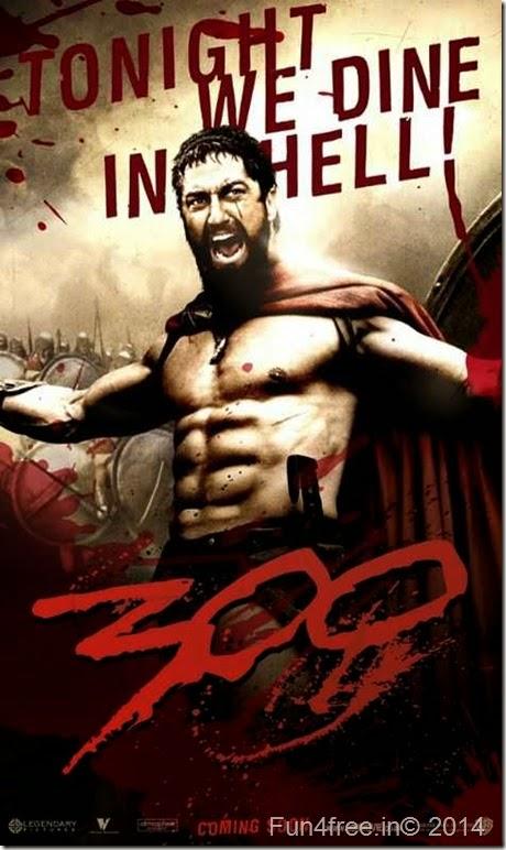 300 (2006) | 720p | hindi dubbed dual audio | 900mb | full movie.