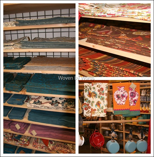 World Market Textiles