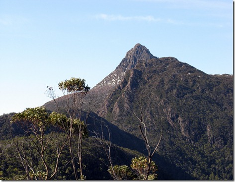 Mount Gould and The Minotaur
