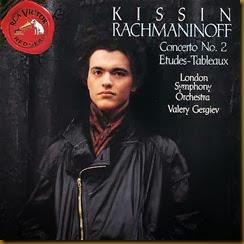 Rachmaninov Concierto piano 2 Kissin Gergiev