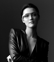 Google Project Glass concept