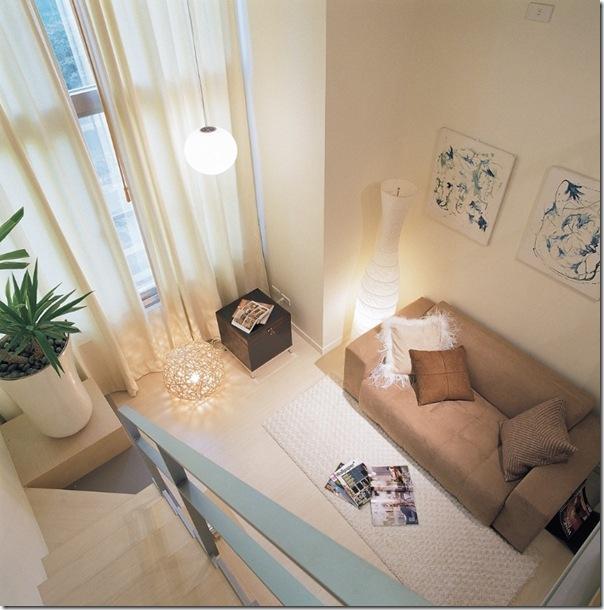 Piccoli spazi casa a taiwan case e interni for Piccoli spazi